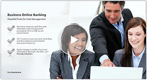 Business Online Banking Tutorial